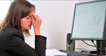 how to PREVENT EYE STRAIN FROM COMPUTER USE