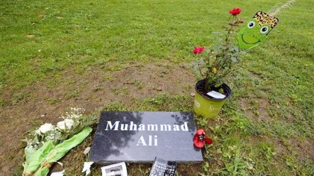 Muhammed Ali'nin Mezarı