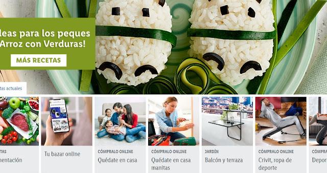 ofertas catalogo LIDL