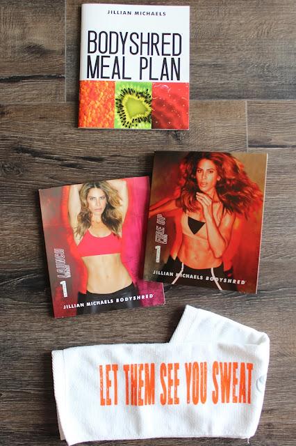 Jillian Michaels BodyShred Meal Plan