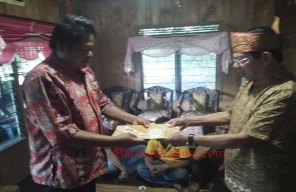 Dinilai Ingkari Janji, Zain Alkim Laporkan PT BNJM ke Demang dan Pengurus Adat