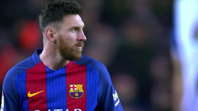 WOW! Messi Akan Menjadi Pemain Dengan Gaji Tertinggi Di Dunia