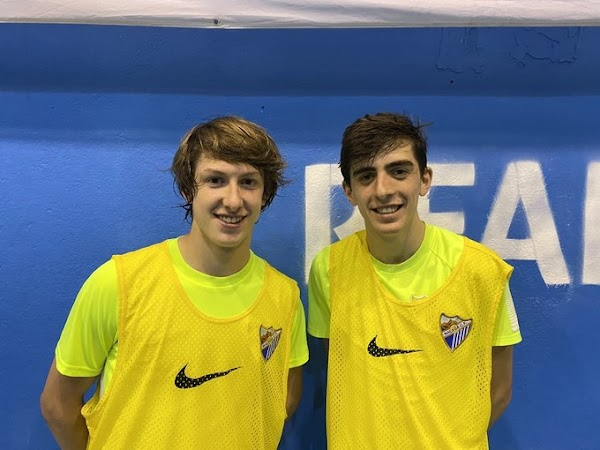 El Málaga CF Futsal convoca a dos jugadores del filial para la cita ante Tapia