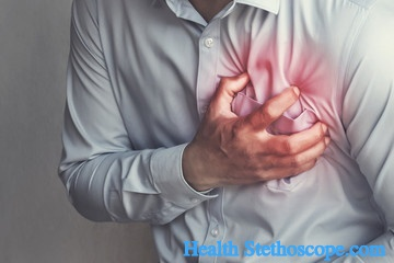 How blood pressure and heart attack are related?