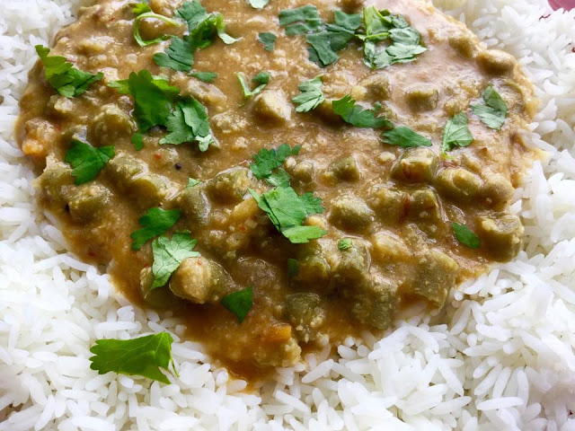 Poricha Kootu (Vegetable and Lentils gravy)Curries & Gravies South Indian