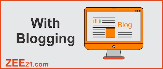 Make money With Wordpress Via Blogging