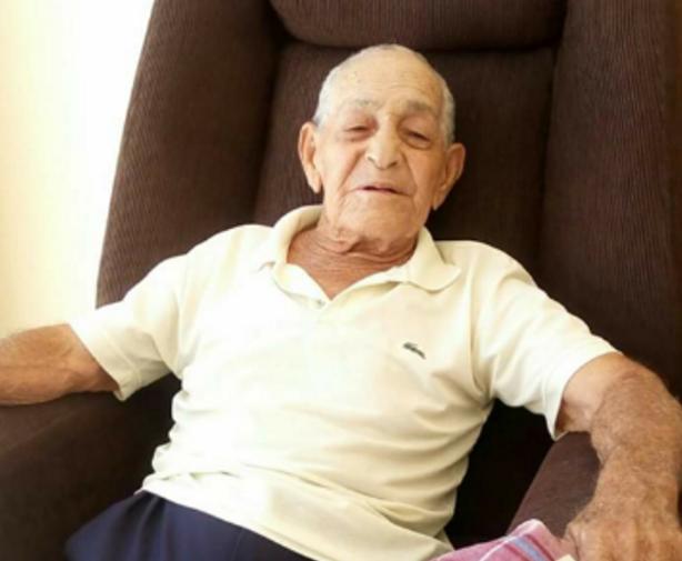 """Popular seu """"Almeidinha"""" de Olho D'Água do Casado falece aos 97 anos"""