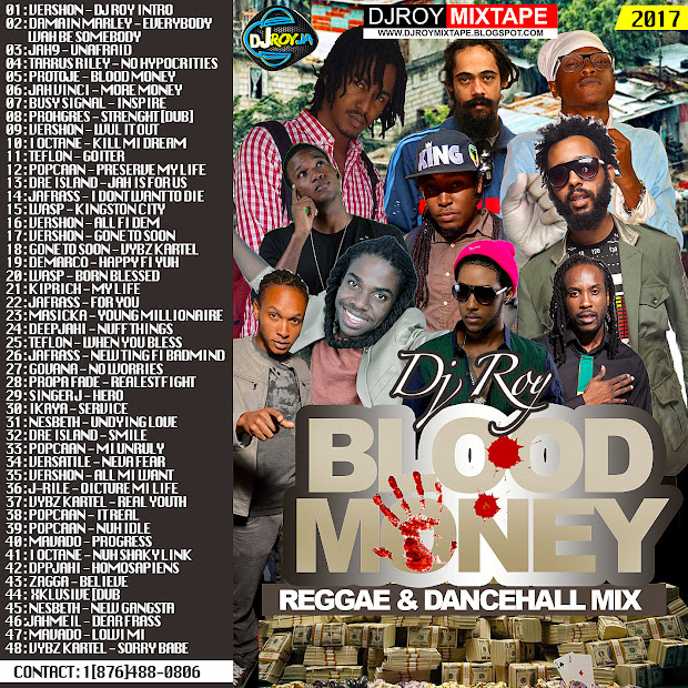 Dancehall Mix - Year of Clean Water