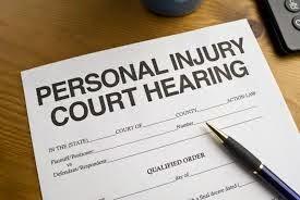 law injury