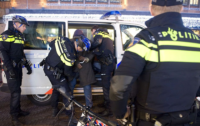 """هولندا تعلن الحرب على غاز الضحك.. وتدرجه ضمن """"المخدرات الممنوعة"""""""