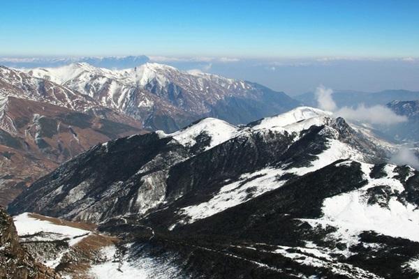 ภูเขาหิมะเจี้ยวจื่อ (Jiaozi Snow Mountain)