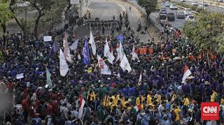 Remaja Korban Kekerasan Demo 25 September Kritis di RSPAD