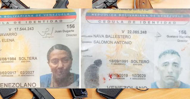 Asesinó a su esposa y mientras escapaba fue abatido por la policía en el Zulia
