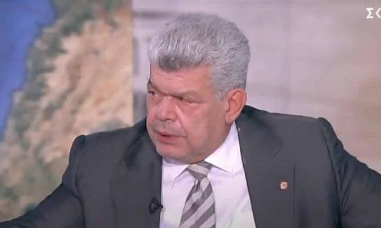 Γιάννης Μάζης: Ο Λαβρώφ ξέρει ότι το Αιγαίο με 12 μίλια & δίαυλους διελεύσεως δεν γίνεται ελληνική λίμνη