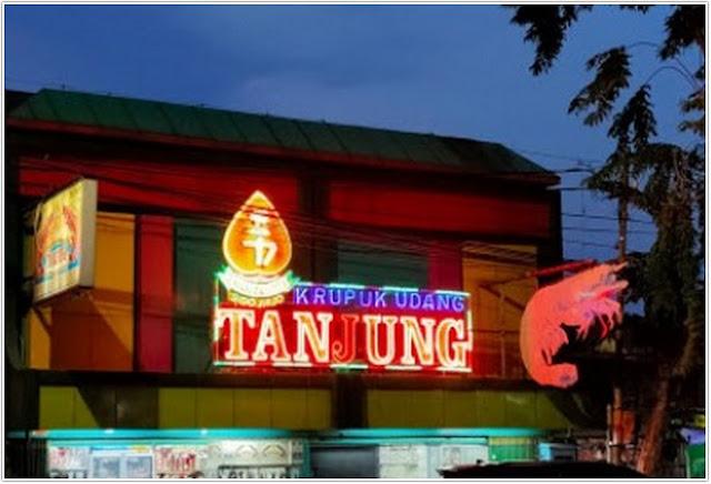 Sentra Krupuk Tanjung Gajah Mada;10 Top Kuliner Sidoarjo;