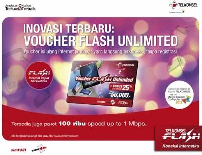 Info Paket Internet Unlimited Kartu As dan Cara Daftarnya