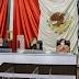 Nombran a Marcia Camarena, secretaria de la mesa directiva en el Congreso del Estado