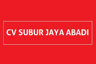 CV SUBUR JAYA ABADI
