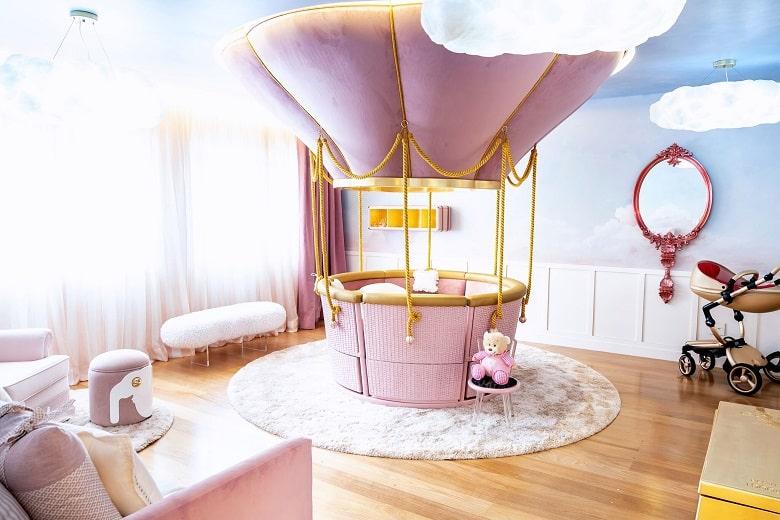 luxury bedroom for kids