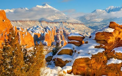 Guest Post: Winter - The Adventures Never Stop in Moab, Utah