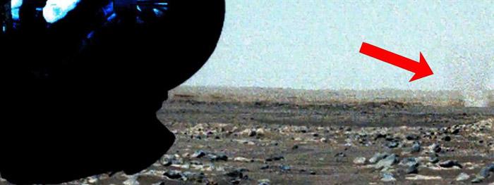 Perseverance registra seu primeiro 'demônio de poeira' em Marte