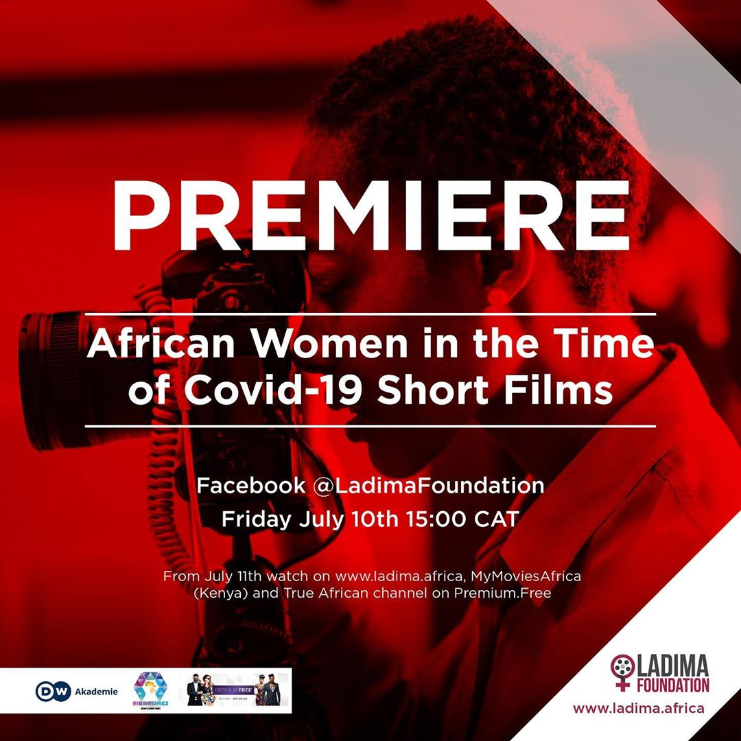 African Women In The Time Of Covid-19: 10 Selected Films Announced