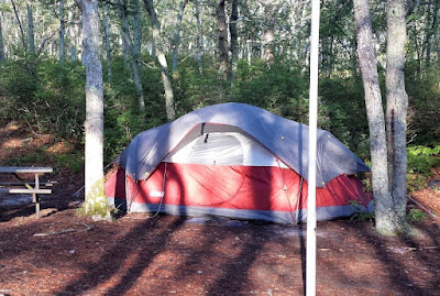 Always Use the Rainfly: A Cautionary Tale -- How were we to know there'd be a freak downpour while camping at 3 AM??  {posted @ Unremarkable Files}