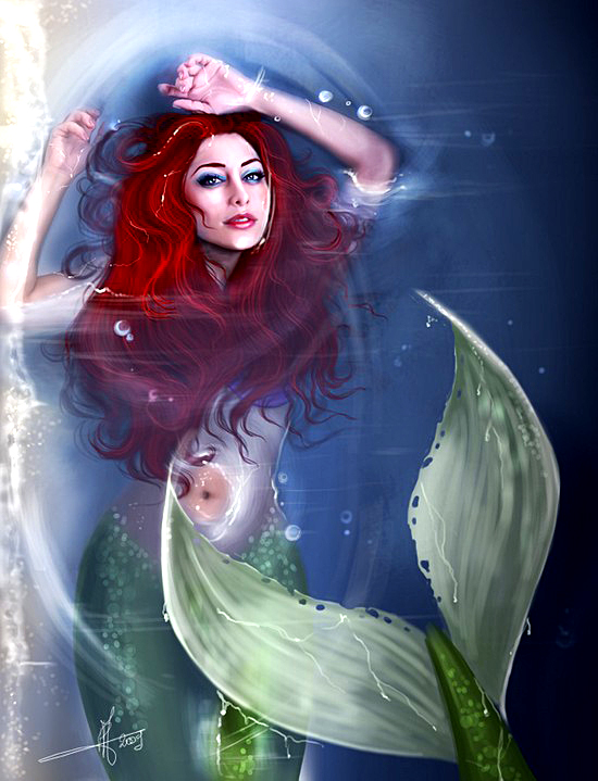 Amazing Funny Pictures: Some Amazing Photos of Mermaids