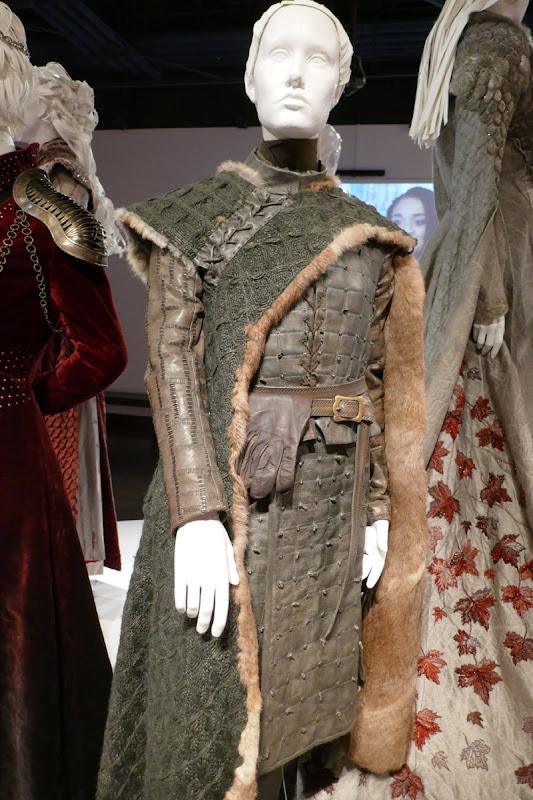 Game of Thrones Arya Stark season 8 costume