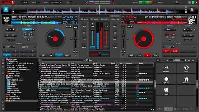 Descargar Virtual DJ gratis