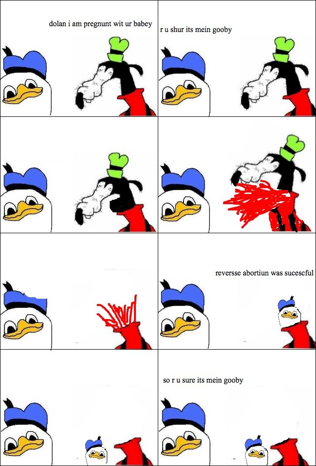 Dolan Duk: gooby is pregnunt