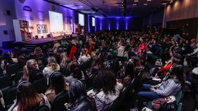 auditório do 3º Personal Organizer Brasil