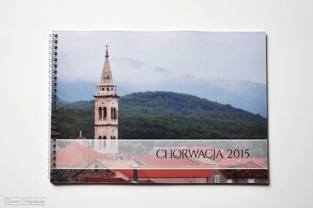 """Fotozeszyt """"Chorwacja 2015"""" od Saal Digital - recenzja"""