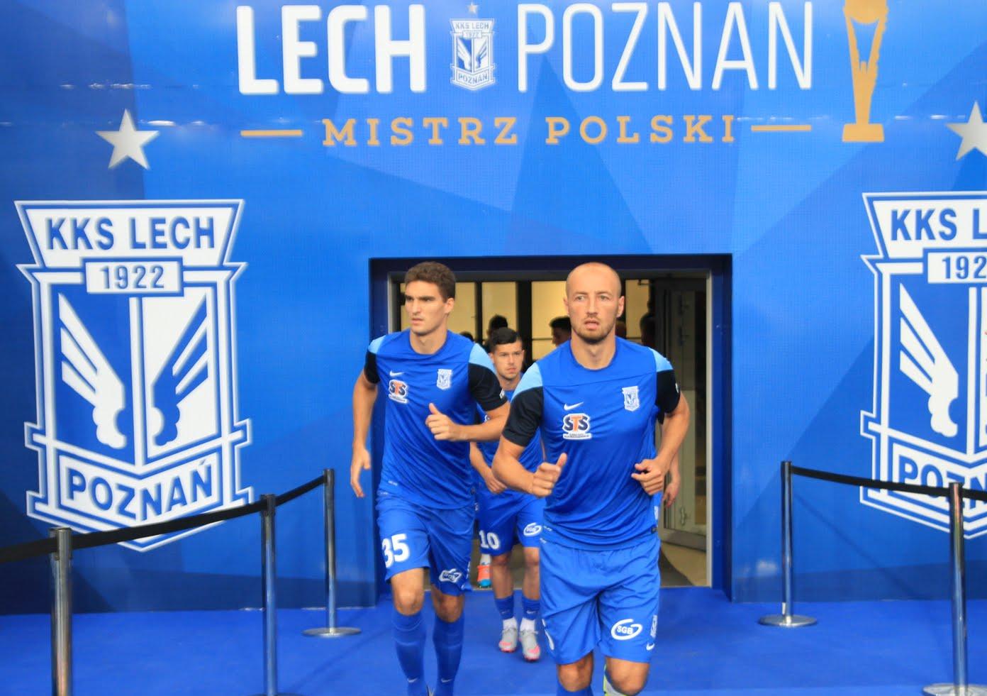 Marcin Kamiński i Łukasz Trałka