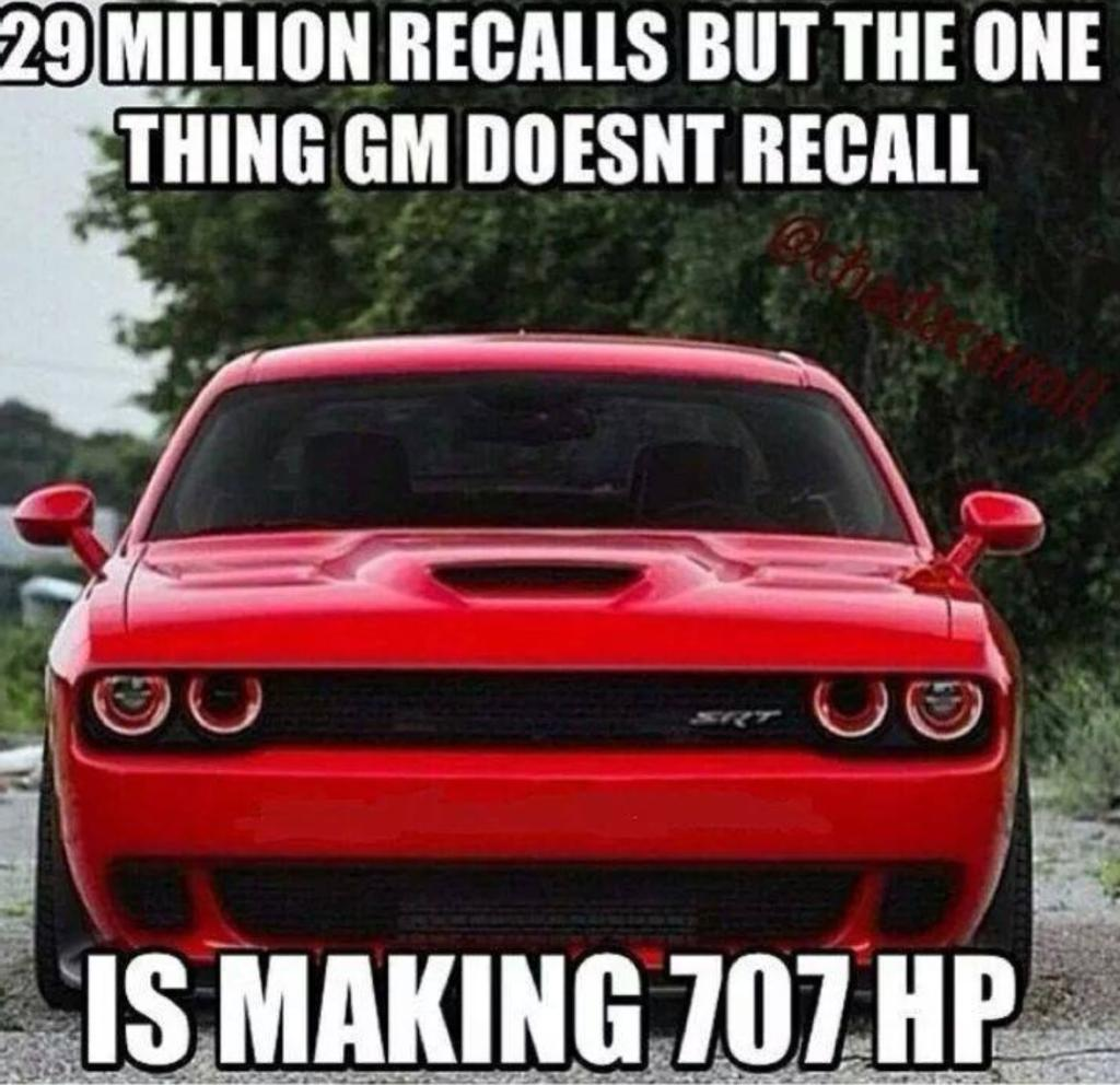 MUSCLE CAR COLLECTION : Funny Muscle Car Memes