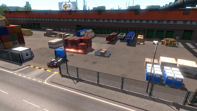 ets 2 real hard parking mod v0.5 screenshots 1