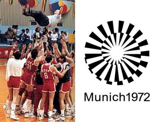 финал СССР – США на Олимпиаде-72 в Мюнхене.