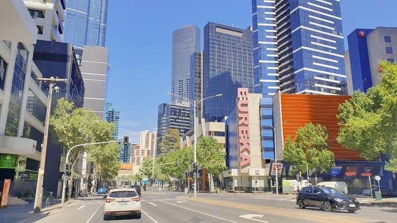 how to commute around Melbourne