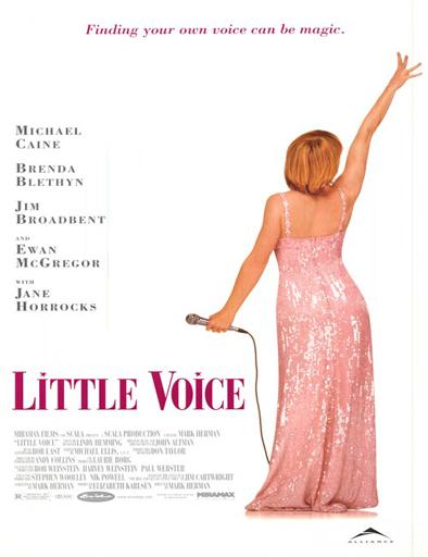 Ver Pequeña voz (Little Voice) (1998) Online