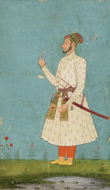 Prince Akbar, son of Aurangzeb