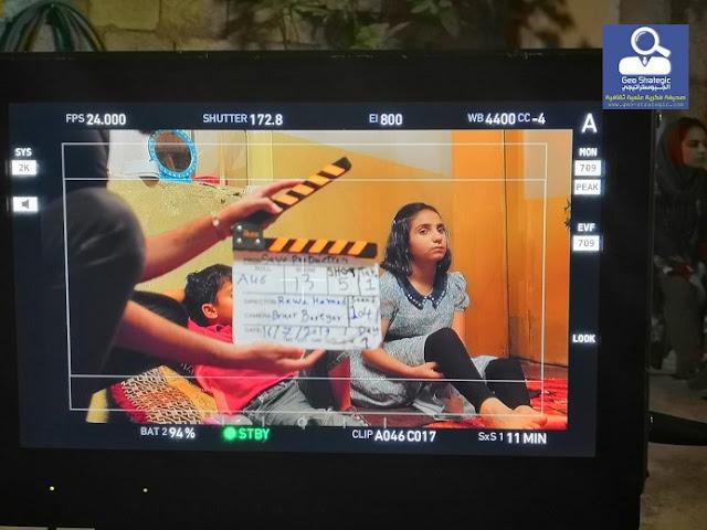 أبنة عفرين روجدا بطلة لفيلم سينمائي قصير في إقليم كوردستان العراق ( تقرير + صور وفيديو )