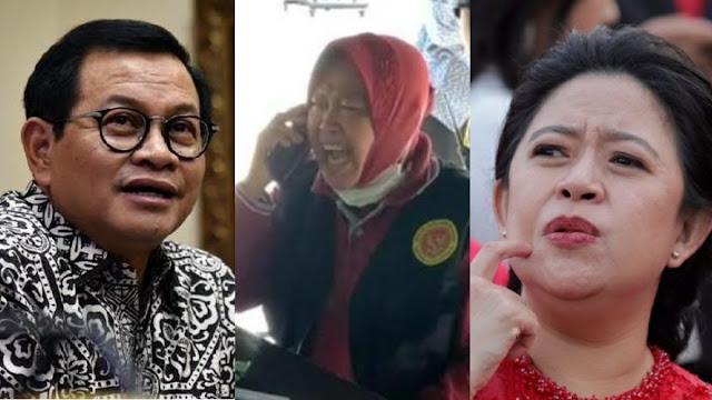 Risma Ngaku Bisa Kerja dan Silakan Tanya ke Pramono & Puan, Pengamat: Keduanya bukan Warga Surabaya