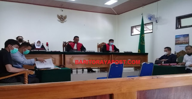 """Sidang PT BCL Vs PT ABC, Hakim Ketua Ingatkan Agar Saksi Tidak Berbelit. """"Bisa Dituntut 7 Tahun Penjara!"""""""