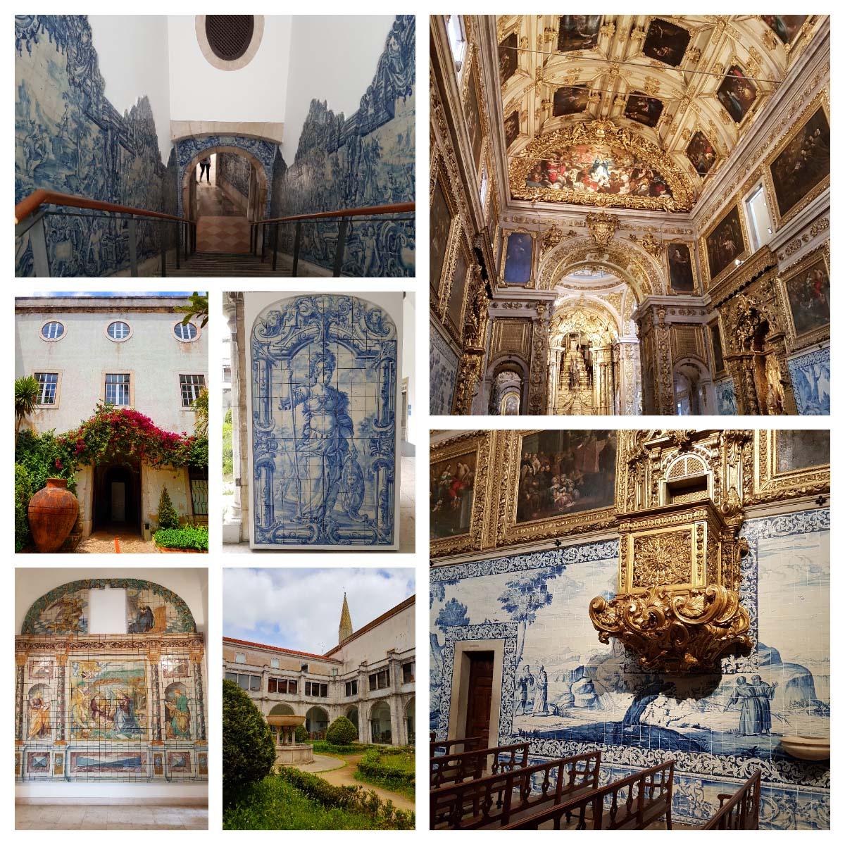 Museu Nacional do Azulejo, Lisboa,Portugal
