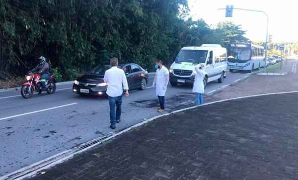 Macaé retoma barreiras sanitárias nas entradas da cidade e adota novas medidas restritivas contra a Covid-19
