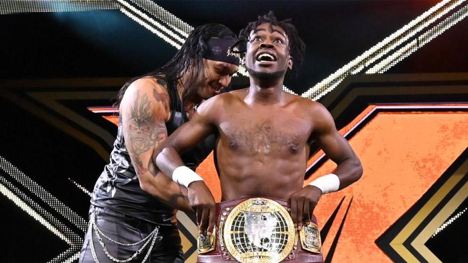 "Grande combate por título é anunciado para o NXT TakeOver ""WarGames"""