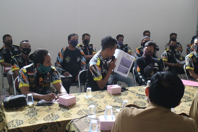 Dinilai Tidak Becus Urus Pekerjaan Proyek,  LSM GMBI Distrik Majalengka Pertanyakan Kinerja Dinas PUTR