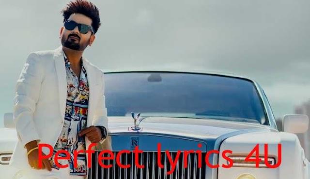 Ladi Singh - Taur Tere Bai Di Lyrics