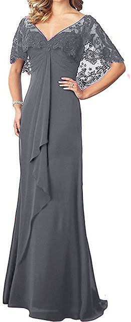 Good Quality Grey Mother of The Bride Dresses