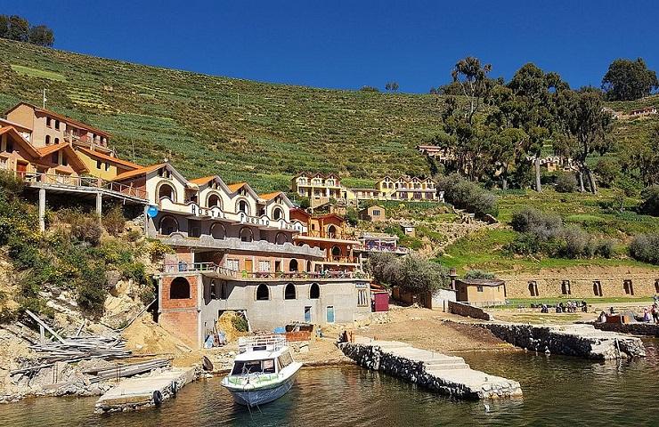 lugares turisticos de bolivia isla del sol